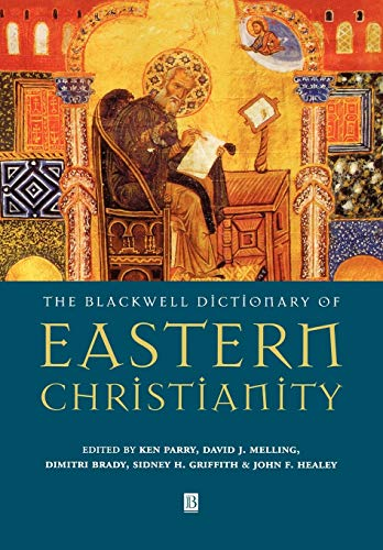 Blackwell Dictionary of Easter (Paperback): Parry