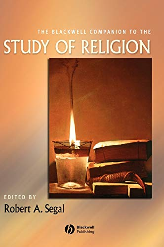 9780631232162: The Blackwell Companion to the Study of Religion (Wiley Blackwell Companions to Religion)