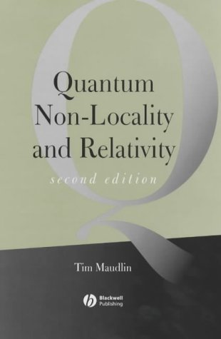 9780631232209: Quantum Non-Locality and Relat: Metaphysical Intimations of Modern Physics (Aristotelian Society Monographs)
