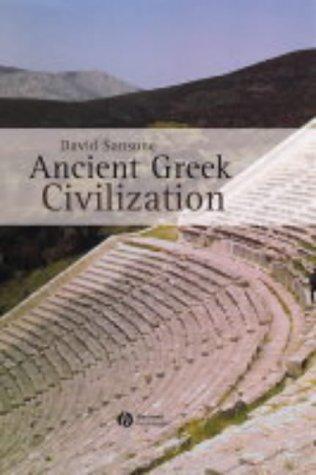 9780631232353: Ancient Greek Civilization