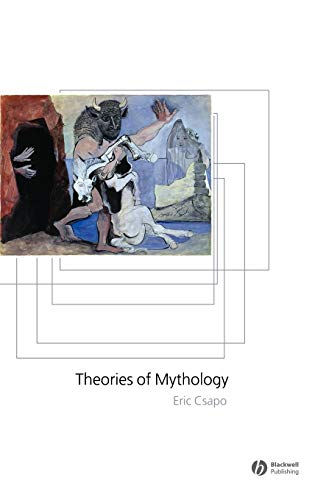 9780631232476: Theories of Mythology (Ancient Cultures)
