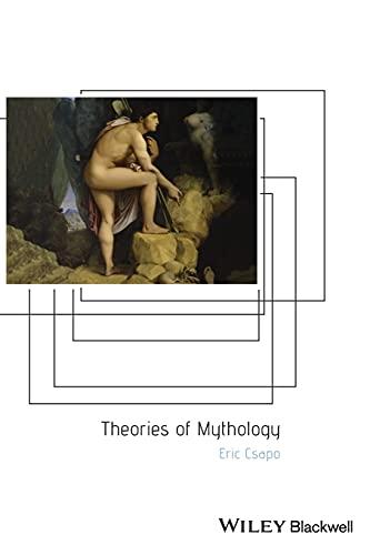 9780631232483: Theories of Mythology