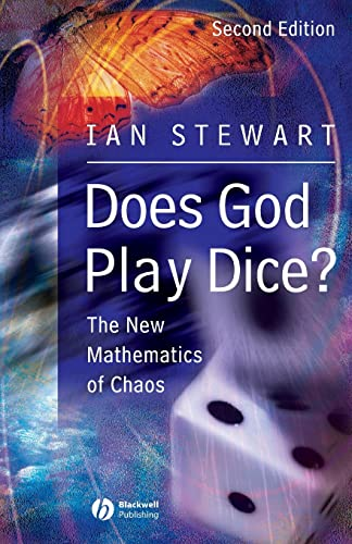 9780631232513: Does God Play Dice: The New Mathematics of Chaos