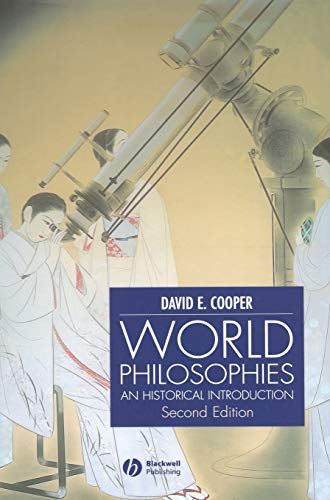 9780631232605: World Philosophies: A Historical Introduction