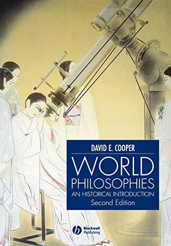 9780631232612: World Philosophies: A Historical Introduction