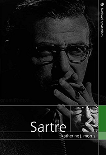 9780631232803: Sartre (Blackwell Great Minds)