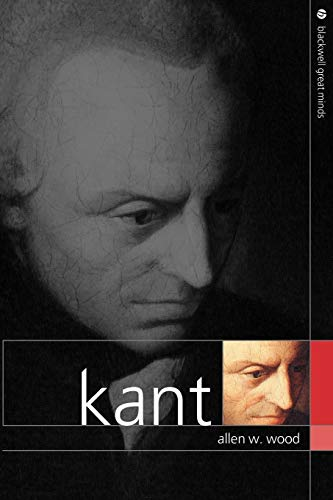 9780631232827: Kant (Blackwell Great Minds)