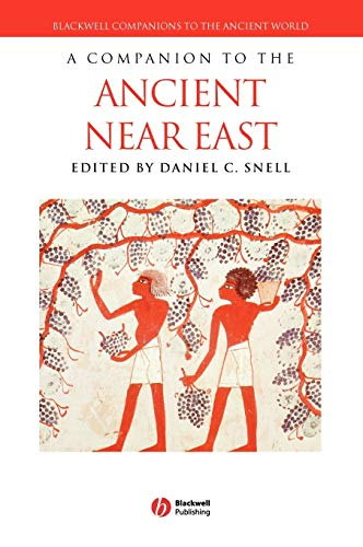 9780631232933: A Companion to the Ancient Near East (Blackwell Companions to the Ancient World)