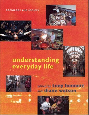 9780631233084: Understanding Everyday Life