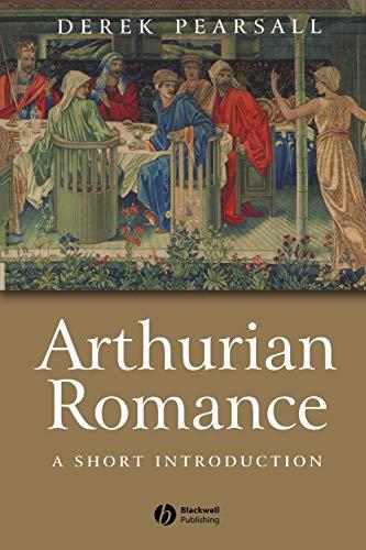 9780631233206: Arthurian Romance: A Short Introduction
