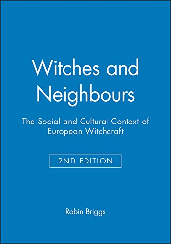 9780631233268: Witches and Neighbours 2e: The Social and Cultural Context of European Witchcraft