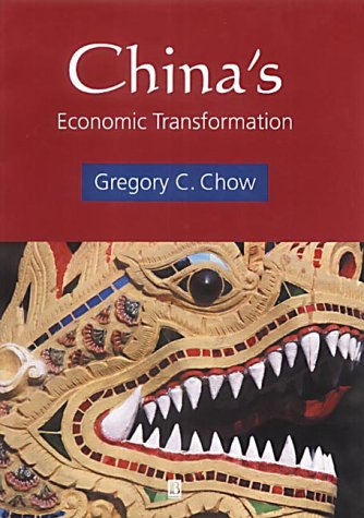 9780631233305: China's Economic Transformation