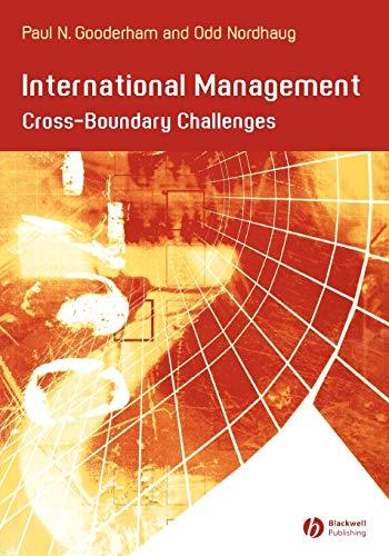 9780631233428: International Management: Cross- Boundary Challenges