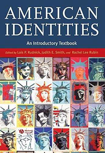 9780631234319: American Identities: An Introductory Textbook