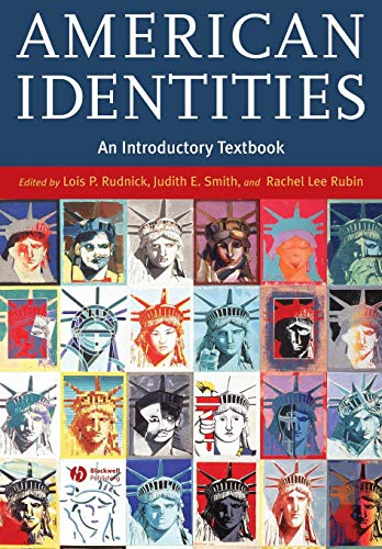 9780631234326: American Identities: An Introductory Textbook