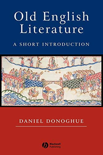 9780631234869: Old English Literature: A Short Introduction
