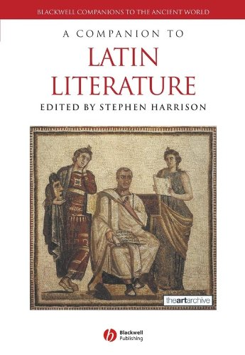 9780631235293: A Companion to Latin Literature (Blackwell Companions to the Ancient World)