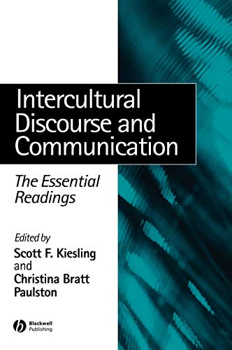 9780631235439: Intercultural Discourse and Communication: The Essential Readings (Linguistics: The Essential Readings)