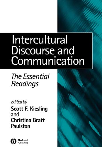 9780631235446: Intercultural Discourse and Communication: The Essential Readings