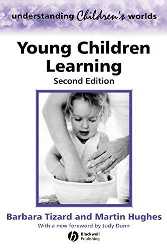 9780631236153: Young Children Learning (Understanding Children's Worlds)