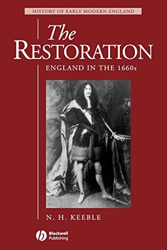9780631236177: The Restoration: England in the 1660s (History of Early Modern England)
