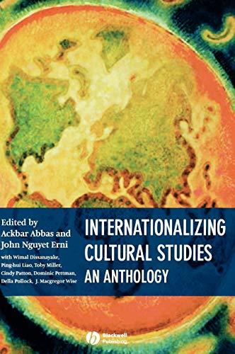 9780631236238: Internationalizing Cultural Studies: An Anthology
