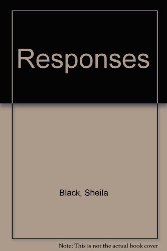 Responses (0631901310) by Sheila Black