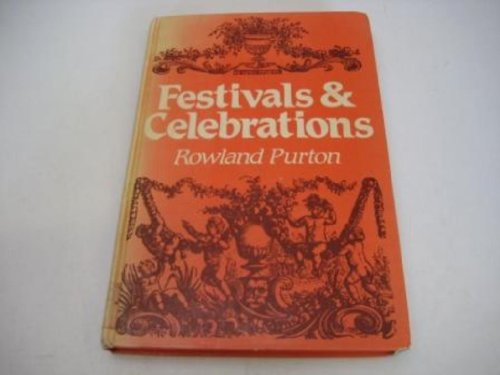 9780631915706: Festivals and Celebrations