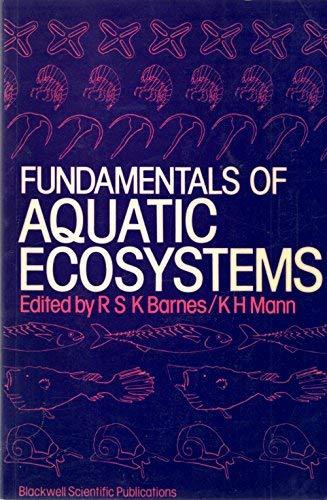 9780632000142: Fundamentals of Aquatic Ecosystems