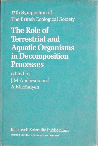 The Role of Terrestrial and Aquatic Organisms: Jonathan Michael Anderson