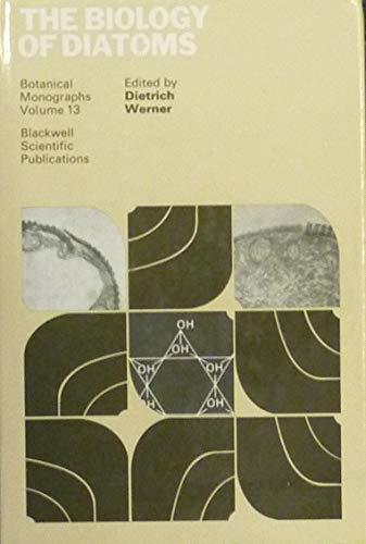 9780632000678: Biology of Diatoms (Botanical Monographs)
