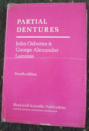 9780632002511: Partial Dentures