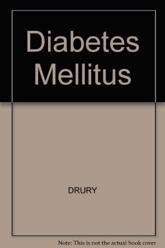 9780632002733: Diabetes Mellitus