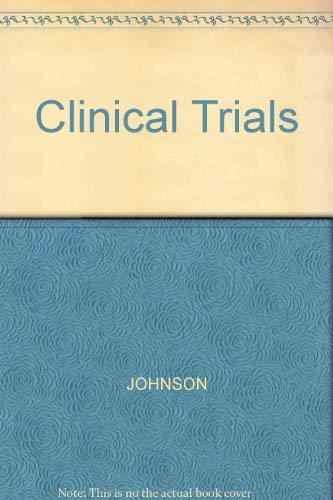 9780632003068: Clinical Trials