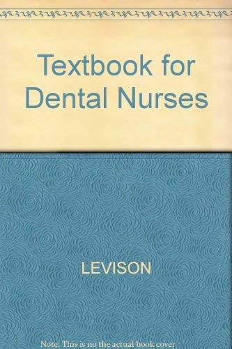 9780632003167: Textbook for Dental Nurses