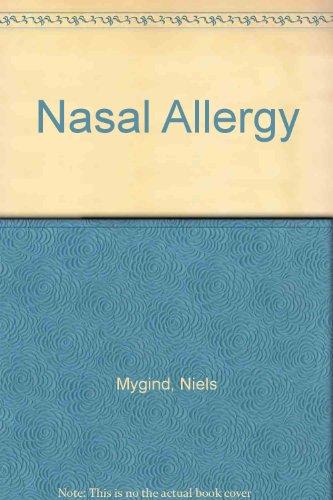 9780632003846: Nasal Allergy