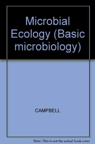 9780632003891: Microbial Ecology (Basic microbiology ; v. 5)