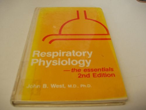 9780632003945: Respiratory Physiology - the Essentials