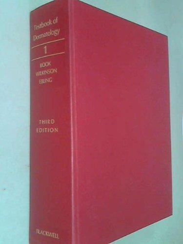 9780632004652: Textbook of Dermatology