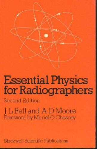 9780632006441: Essential Physics for Radiographers