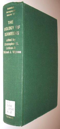 9780632006724: The Biology of Seaweeds