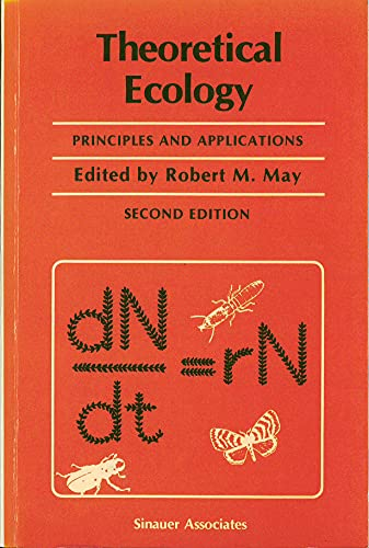 9780632007622: Theoretical Ecology: Principles & Applications