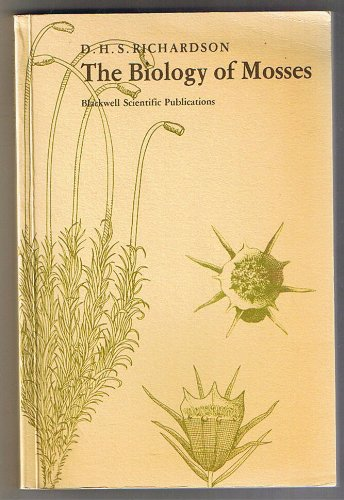 9780632007820: The Biology of Mosses