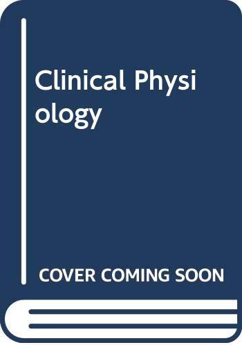 9780632009121: Clinical Physiology