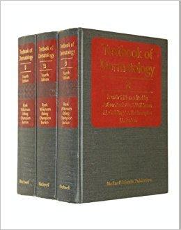 9780632009497: Textbook of Dermatology