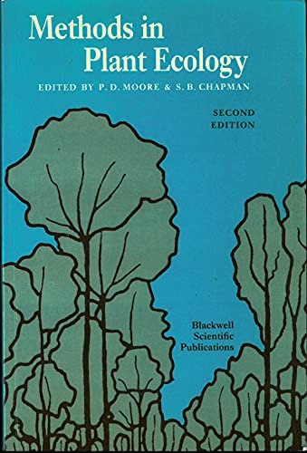 Methods in Plant Ecology: S.B. Chapman