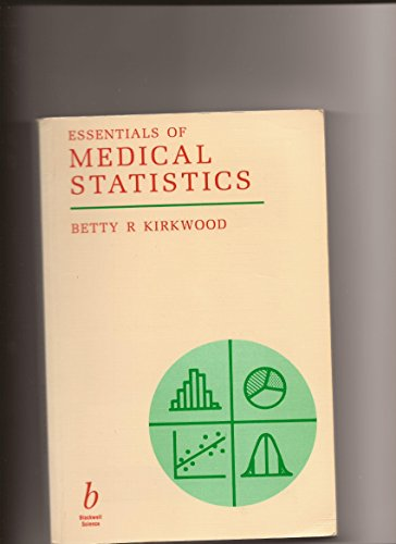9780632010523: Essentials of Medical Statistics