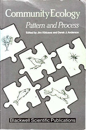 9780632010639: Community Ecology: Pattern and Process