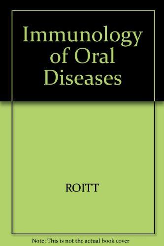 9780632010790: Immunology of Oral Diseases