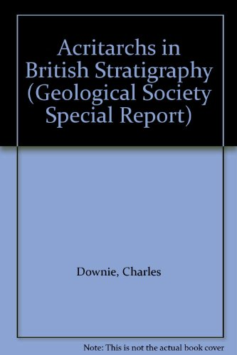9780632012251: Acritarchs in British Stratigraphy (Geological Society Special Report)